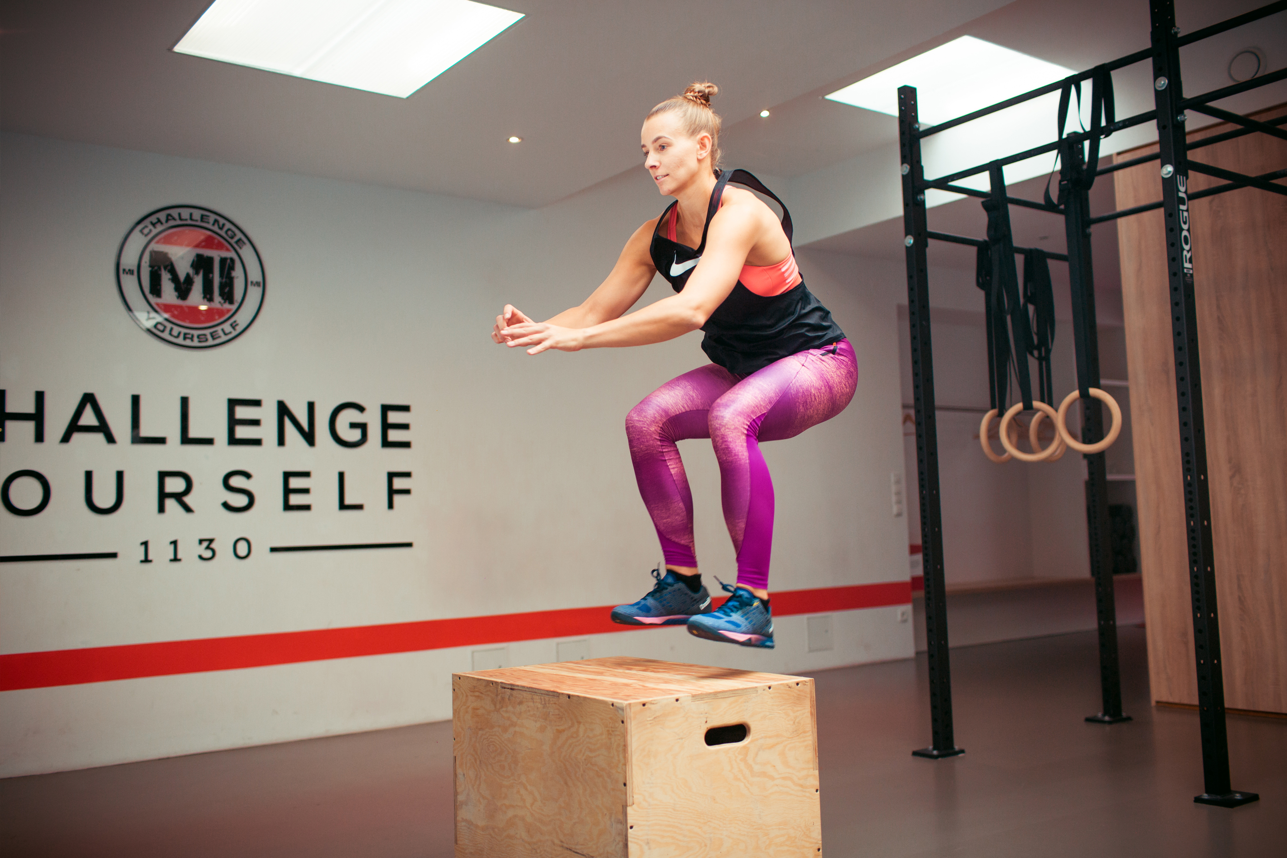 Challenge Yourself® - Presse