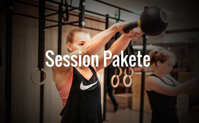 Challenge Yourself - Session Pakete